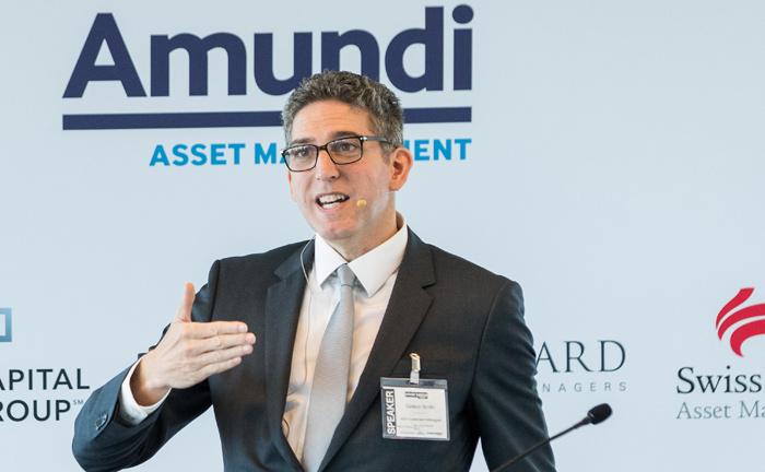 Gideon Smith von Axa Investment