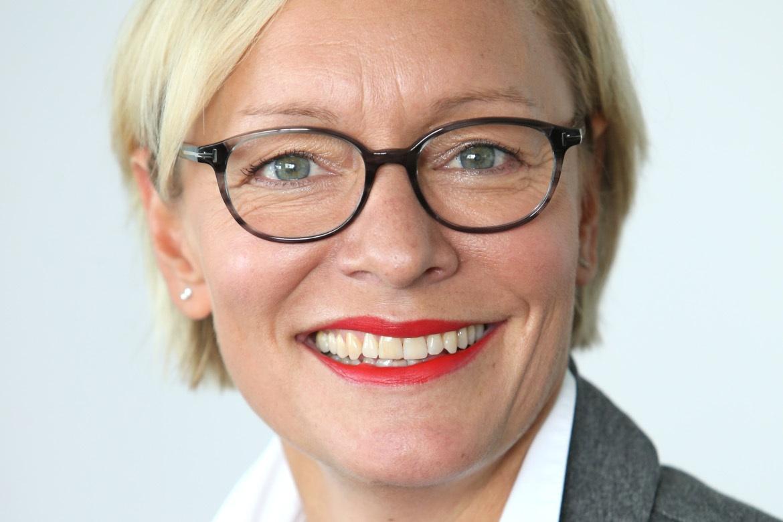 Anja Maiberger ist Mitglied der Niederlassungsleitung von Caceis in Frankfurt.