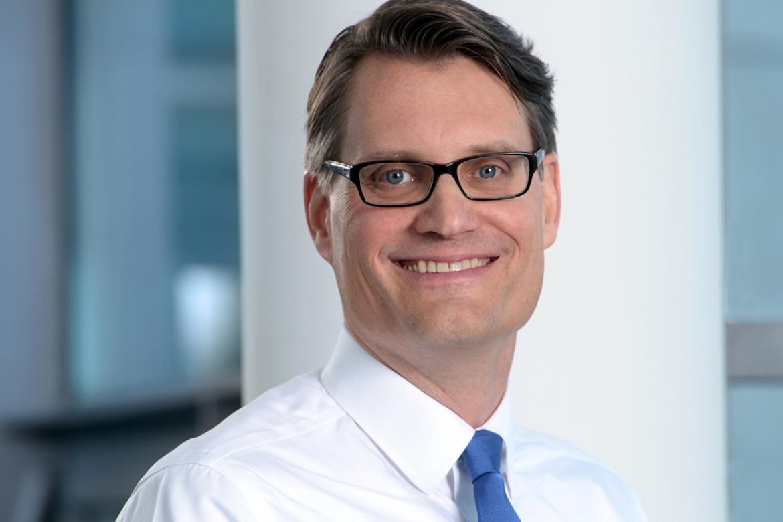 Christoph Stähler leitet die Verwahrstelle von BNY Mellon in Deutschland.