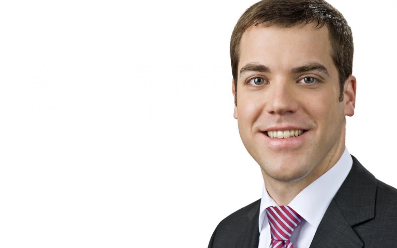 Steffen Bermanseder von der Deutschen Bank