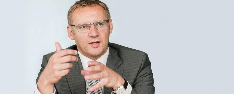 Eckhard Sauren ist Gründer des Kölner Dachfonds-Managers Sauren Finanzdienstleistungen.