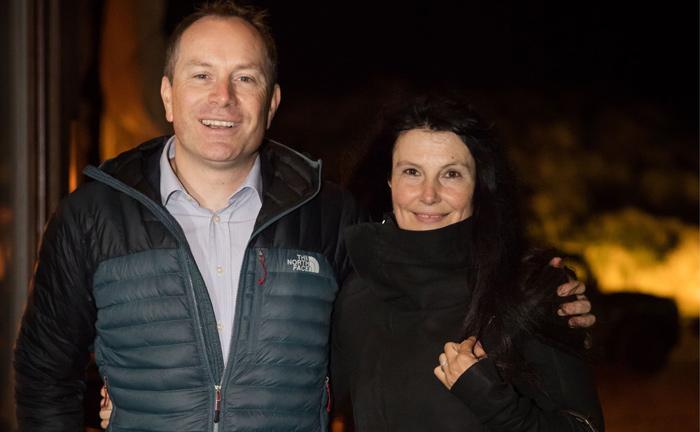 Benedict Rodenstock (l.) und Irmin Rodenstock Beck. Die Familie verkaufte 2007 ihr letztes Aktienpaket am gleichnamigen Brillenhersteller.