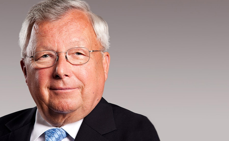 Region Hamburg, Bremen, Hannover: Dr. Christian Olearius, von 1986 bis 2014 Sprecher der Gesellschafter beim Bankhaus M.M. Warburg, nun dessen Aufsichtsratsvorsitzender