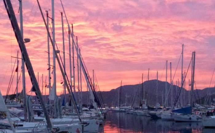 Der Netsel Marmaris Marina in der Türkei komplettiert die zehn exklusivsten Yachthäfen Europas. Hier beträgt der Tagessatz für einen Liegeplatz 1.045 Euro.