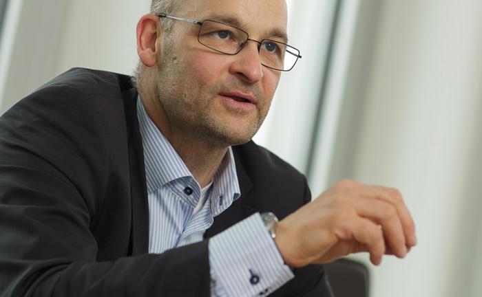 Olaf Zeitnitz leitet das operative Geschäft bei Visualvest, dem Robo Advisor der genossenschaftlichen Fondsgesellschaft Union Investment.