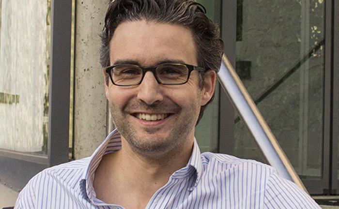 Oliver Vins ist Mitgründer und Vorstand des unabhängigen Online-Vermögensverwalters Vaamo.