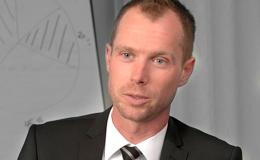 Platz 8: Jörg Wiechmann von der TOP Vermögensverwaltung.