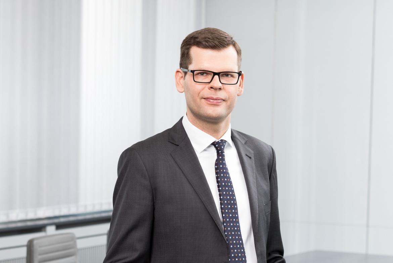 Marco Herrmann gehört seit dem 1. Juli 2019 zum Vorstand des BVV.