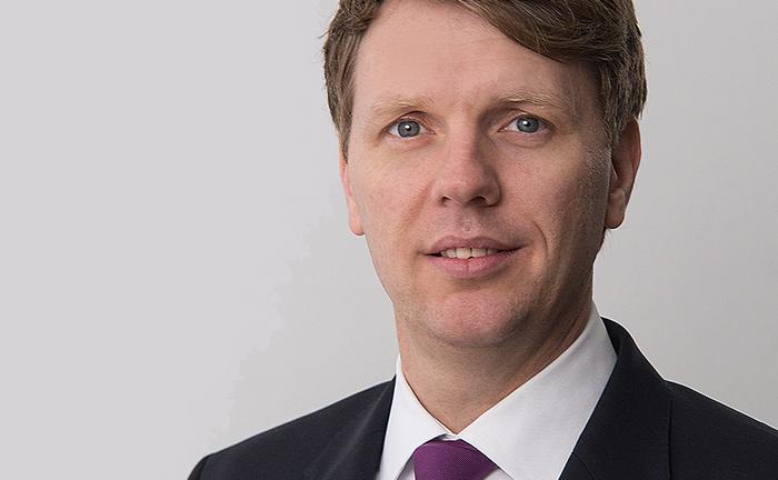 Robert Zeidler ist Bereichsleiter Private Banking der Sparkasse Münsterland Ost.