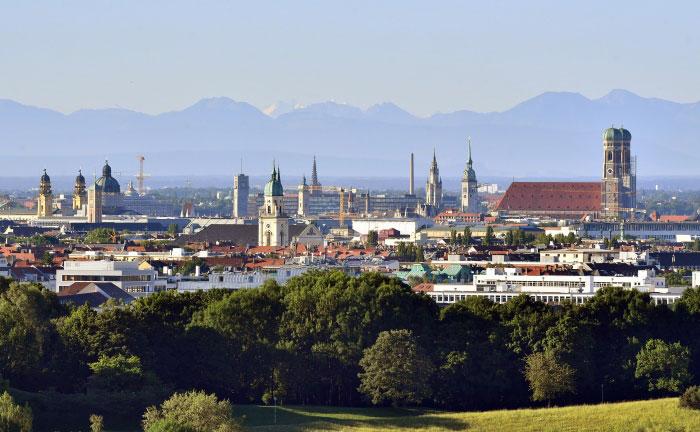 München: In der bayerischen Landeshauptstadt kümmern sich etwa 50 Mitarbeiter um die Vermögensbelange der Kunden.