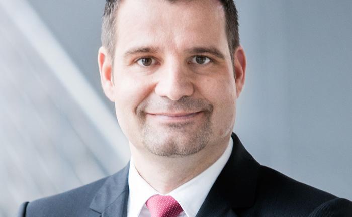 Oliver Luckenbach, Geschäftsführer von Solventis, ist zuständig für die Mifid-II-Umsetzung beim Mainzer Research-Anbieter.