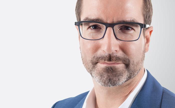 Ulrich Ronge, Partner und geschäftsführender Gesellschafter der Vermögensverwaltung Knoesel & Ronge.