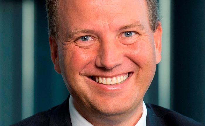Uwe Burkert, Research-Leiter und Chefvolkswirt, der Landesbank Baden-Württemberg (LBBW).