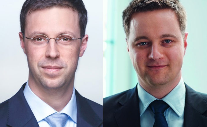 Mirko Siepmann (l.) und Georg Kornmeyer von BN & Partners Capital