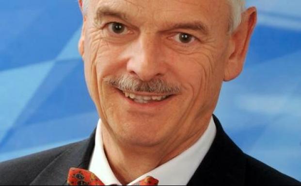 Wolfgang Gerke, Präsident des Bayerischen Finanz Zentrums