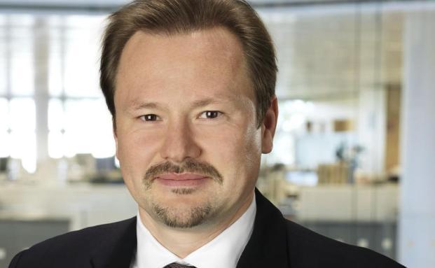 Thorsten Weinelt von der Hypovereinsbank