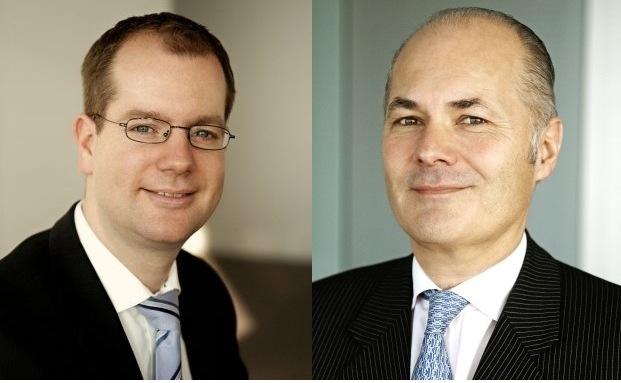 Michael Viehmann (links) und Kurt von Storch