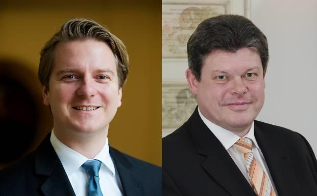Lars Edler, Norbert Braems, Sal. Oppenheim