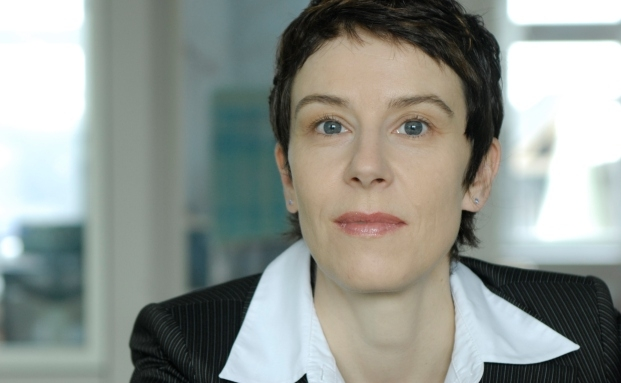 Pia Kater, früher Lupus Alpha, jetz bei Sal. Oppenheim