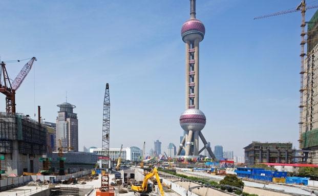 Infrastruktur ist in China derzeit ein großes Anlagethema. Deutsche spielen dabei kaum mit.|© iStock