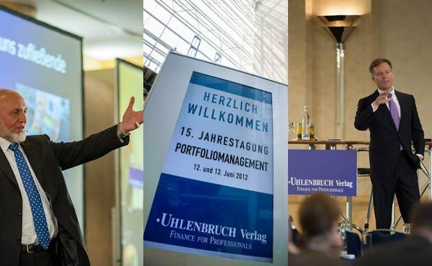 15. Jahrestagung Portfoliomanagement|© Uhlenbruch Verlag