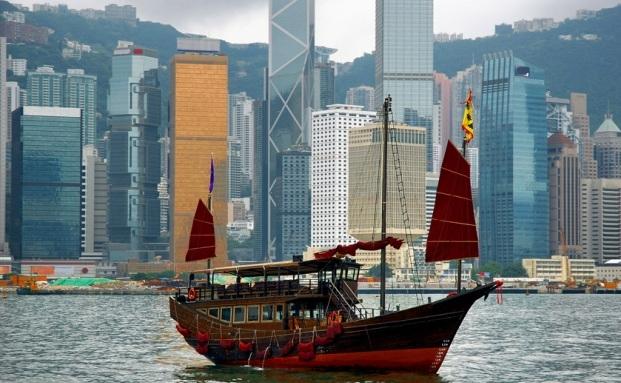 Metropole Hongkong: Die meisten vermögenden chinesischen Geschäftsfrauen der Liste verdienten ihre Millionen im Immobilienbereich.|© Fotolia