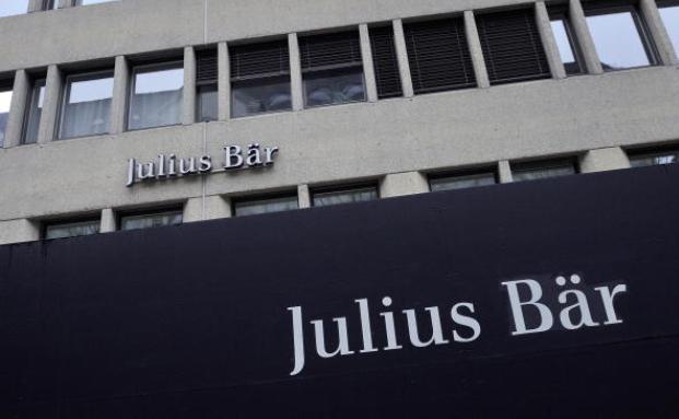 Die Zürcher Zentral von Julius Bär
