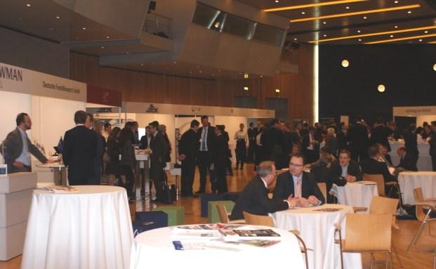 Beim VGF Summit 2013 in Frankfurt traf sich die Beteiligungsbranche zum Tête-à-tête