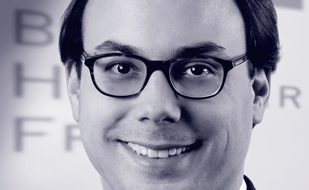 Florian Brem ist Rechtsanwalt und Partner bei Buse Heberer Fromm