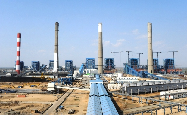 Ein Kraftwerk in Indien. Das Land gehört zu den am schnellsten wachsenden Schwellenländern überhaupt.