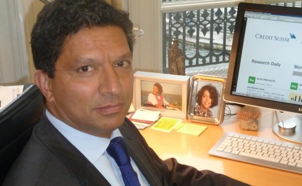 Alexander Daniels von der Knapp Voith Vermögensverwaltungs AG