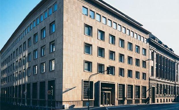 Kölner Zentrale vom Bankhaus Sal. Oppenheim