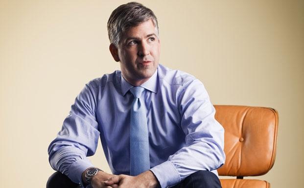 Eric Romba, Hauptgeschäftsführer des Verbands Geschlossene Fonds