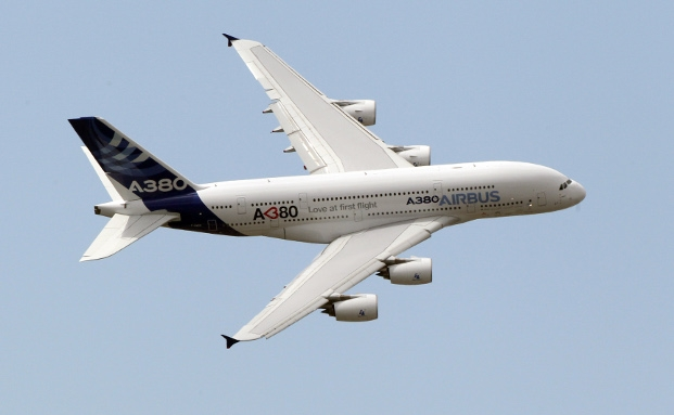 Ein Airbus A380 in Aktion | © gettyimages