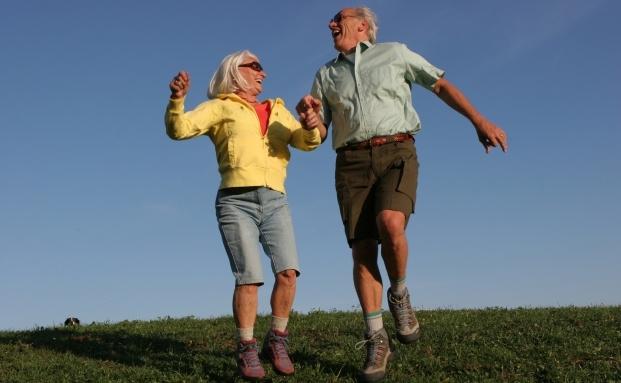 Sorgenfrei im Alter? Laut einer Umfrage der Allianz steigt unter Europäern die Sorge vor Altersarmut. Bild: Fotolia