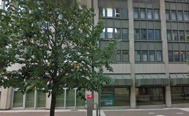 Große Gallusstraße in Frankfurt, Sitz vom Metzler-Haus. Künftig muss Deutschlands älteste Privatbank ohne den Partner Hartmut Petersmann auskommen. |© Google Street View