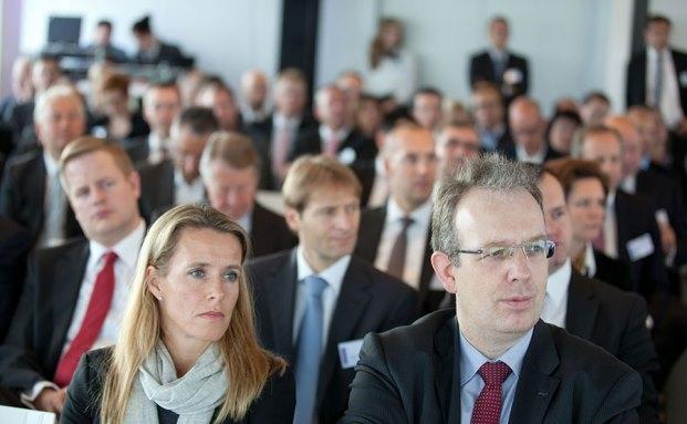 Erste Bilder vom private banking kongress