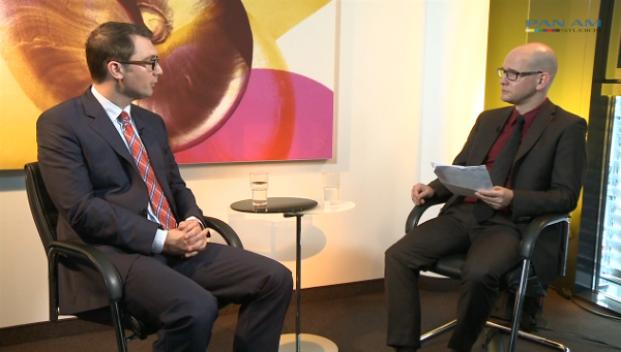 Rendite Rentenfonds - Stefan Höhne im Gespräch|© Pan Am Studios