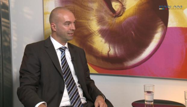 Michael Nowicki im Gespräch zum Ampega Substanzwertefonds|© Pan Am Studios