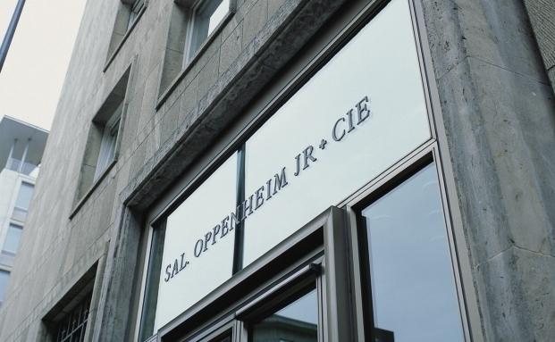 Ist nicht von der Umstrukturierung betroffen: Die Frankfurter Niederlassung von Sal. Oppenheim