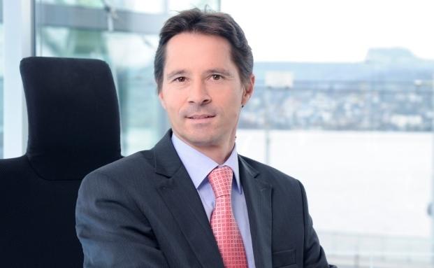Patrick Gügi, CEO von Fisch Asset Management