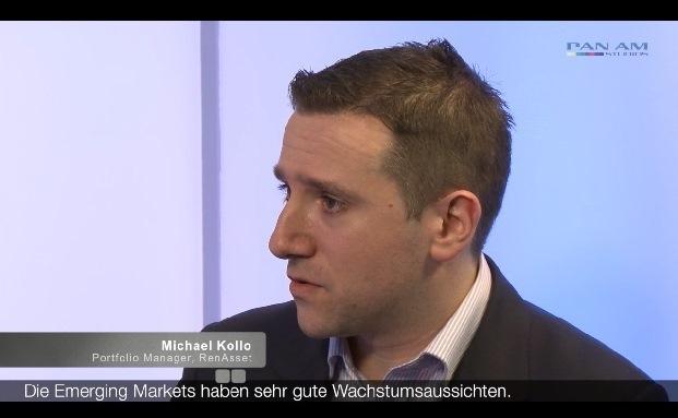 Michael Kollo, Fondsmanager des Global Emerging Markets Yield Fonds