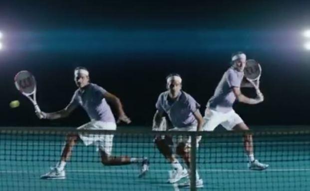 Neue Werbekampagne der Credit Suisse: Roger Federer schlägt für Schweizer Bank auf|© youtube.com