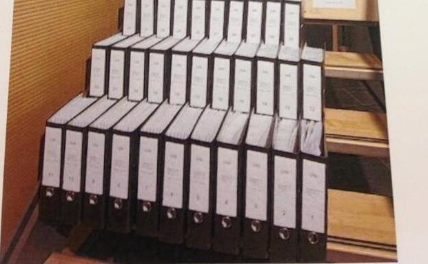 Bild des Tages: So sieht ein AIF-KVG Antrag aus