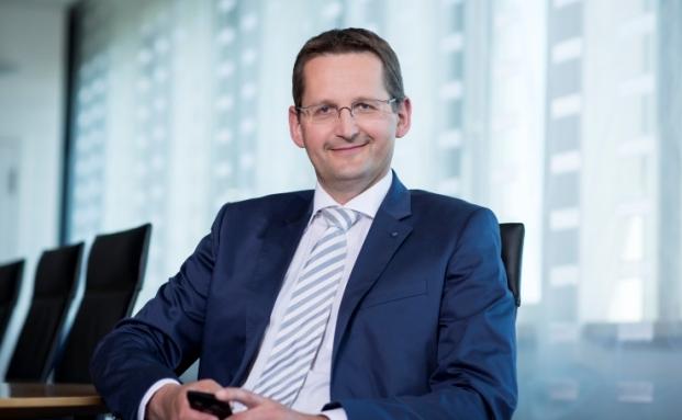 Jörg W. Stotz, Geschäftsführer der Hansainvest in Hamburg
