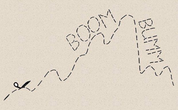 Untergang: Der Chart of Doom zum Selberbauen|© Grafik: private banking magazin