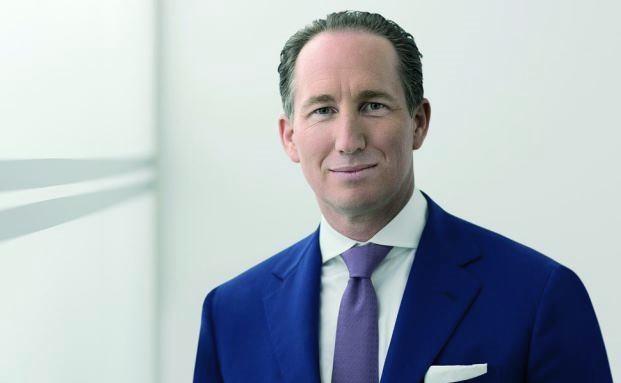 Björn H. Robens, Vorstandssprecher der BHF-Bank
