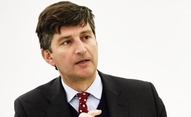 Robert Read, Partner und Leiter der Kunstabteilung beim Spezialversicherer Hiscox