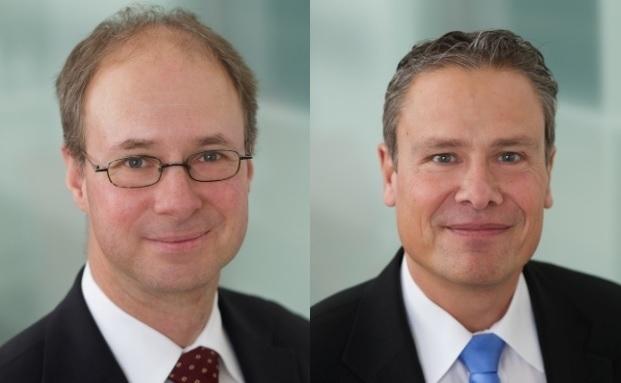 Peter Wiegand und Holger Rausch