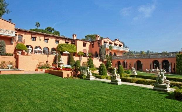 Das legendäre Berverly House